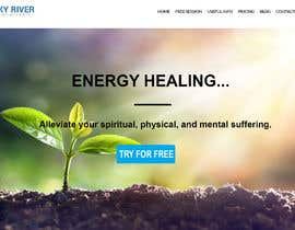 #426 for Need a feature image for energy healing website. by shihabchowdhury0