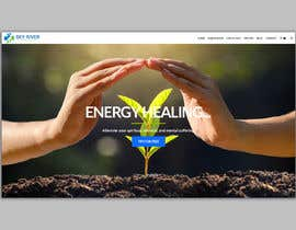#343 for Need a feature image for energy healing website. by rafiulahmed24