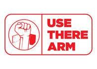 Graphic Design Конкурсная работа №3 для hand free arm puller door sign