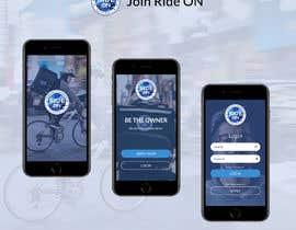#50 para Re-Design Mobile Splash/Intro screens por bharanikumars