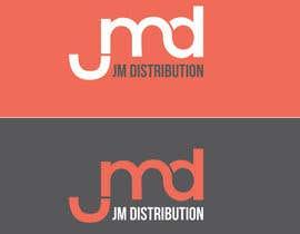 #117 for Design a Logo for JMD / JM Distribution by riponrs