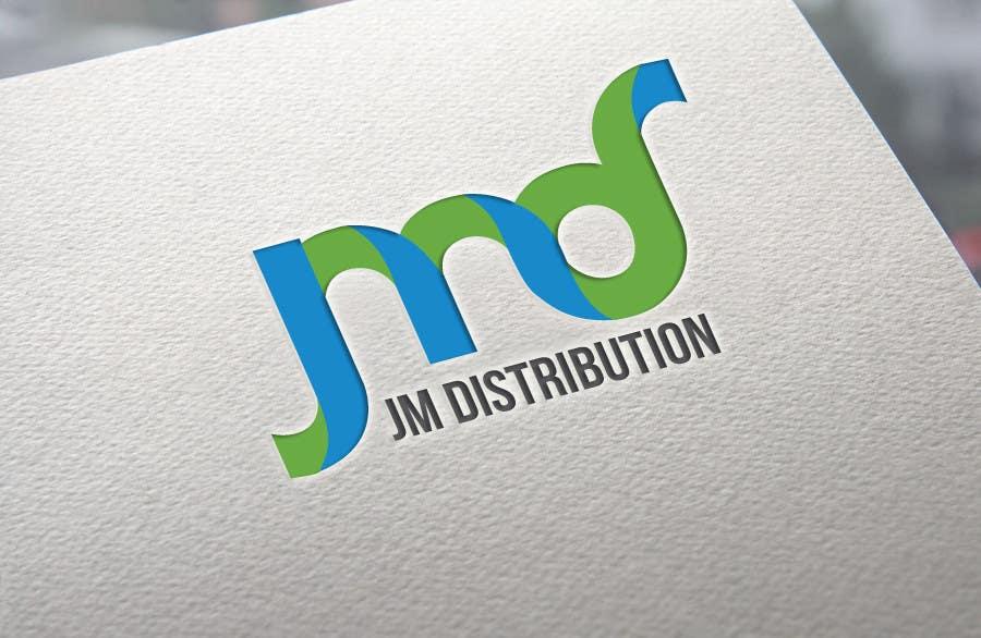Bài tham dự cuộc thi #120 cho Design a Logo for JMD / JM Distribution
