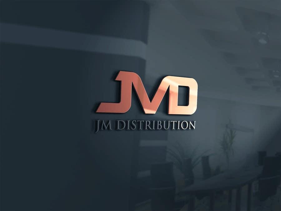 Bài tham dự cuộc thi #123 cho Design a Logo for JMD / JM Distribution