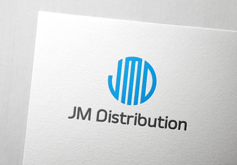 Bài tham dự cuộc thi #144 cho Design a Logo for JMD / JM Distribution
