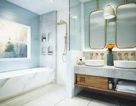 Nro 60 kilpailuun Design a bathroom! käyttäjältä mansoribrahim