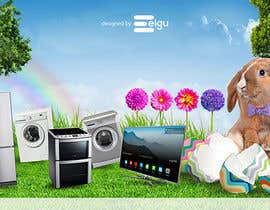 #13 for Design an email Flyer for Easter Kitchen/Laundry Appliances by elgu