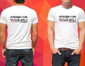 Nro 1 kilpailuun Need a T shirt Designed for tour company käyttäjältä yanshkarter