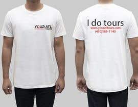 Nro 50 kilpailuun Need a T shirt Designed for tour company käyttäjältä AHMZABER11
