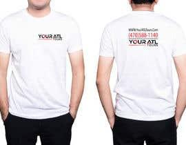 Nro 61 kilpailuun Need a T shirt Designed for tour company käyttäjältä hhs1998