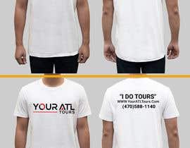 Nro 80 kilpailuun Need a T shirt Designed for tour company käyttäjältä sompa577