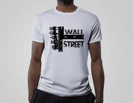 "#27 cho T-shirt ""Black Wallstreet"" bởi Mehedi6Hasan"