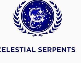 Nro 49 kilpailuun Logo Design - Celestial Serpents käyttäjältä AbodySamy