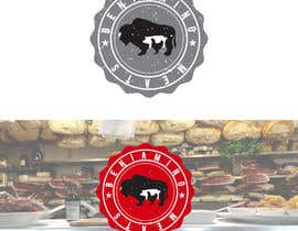 #139 cho Logo for Meat Company/ Butcher Shop/ Deli bởi mdtanbir2014