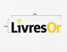#50 cho Concevez un logo pour une librairie en ligne sur le thème de l'or bởi victorhugopq