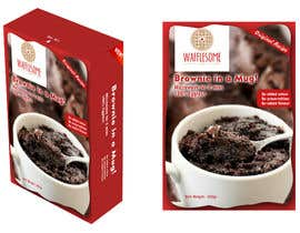 #12 untuk Design of boxes with the style and colors of a pastry company oleh fikierwansyah