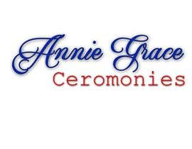 #140 for Design a Logo for Annie Grace Ceremonies by armarmarm
