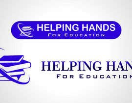 #49 for Design a Logo for Helping Hands for Education by hussa552