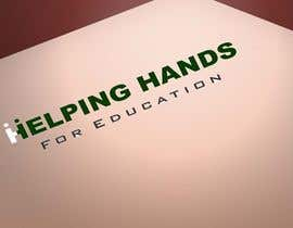 #66 for Design a Logo for Helping Hands for Education by hussa552