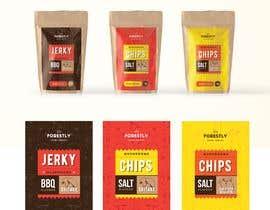 #40 for Design Food Packaging Label and become my designer af JMC1984