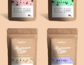 #28 for Design Food Packaging Label and become my designer af andreasaddyp