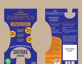 #8 for Design Food Packaging Label and become my designer af Skowi911