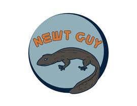 Nro 68 kilpailuun Newt Guy Logo käyttäjältä salmanrahmanabir