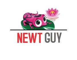 Nro 80 kilpailuun Newt Guy Logo käyttäjältä inamthrist