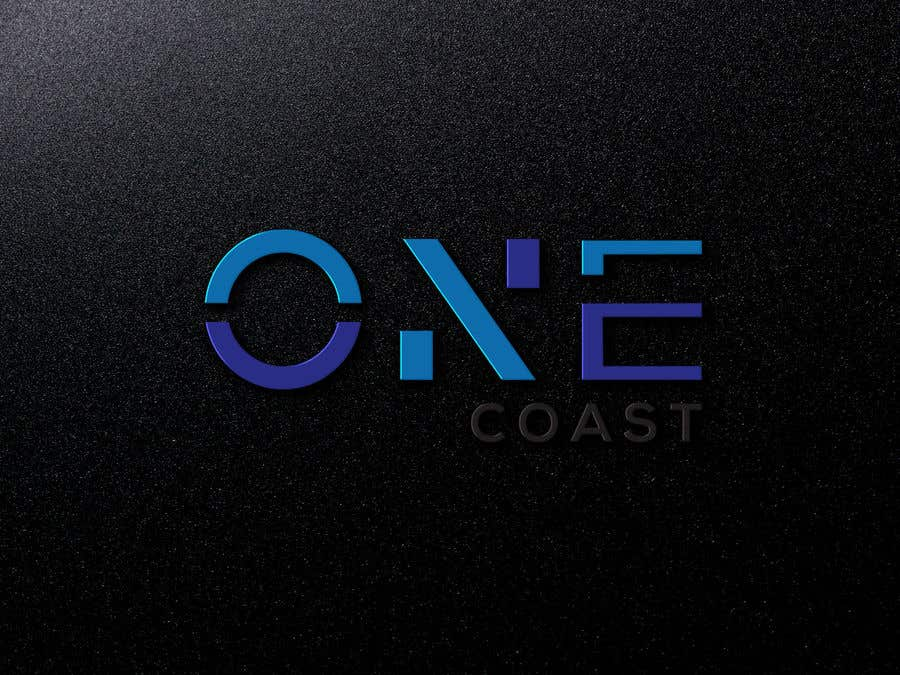 Konkurrenceindlæg #                                        89                                      for                                         one coast logo