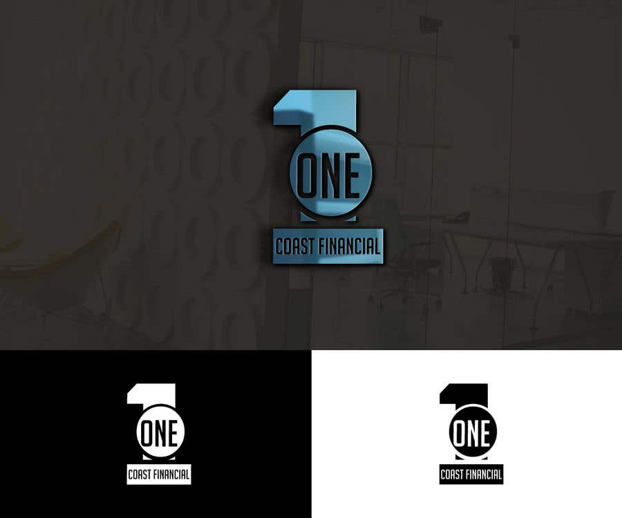 Konkurrenceindlæg #                                        82                                      for                                         one coast logo
