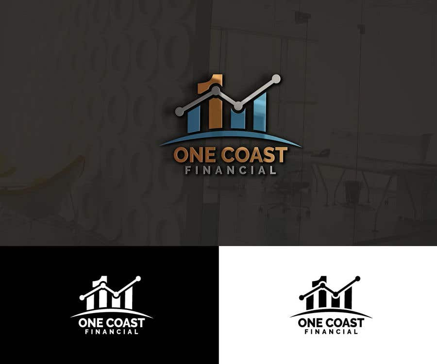 Konkurrenceindlæg #                                        85                                      for                                         one coast logo