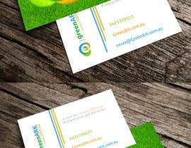 #20 for Create business cards for GreenArk.com.au by sziaweb