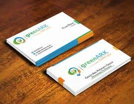 #12 for Create business cards for GreenArk.com.au by ghani1