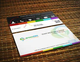 #41 for Create business cards for GreenArk.com.au by mirzarajwan