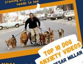 Nro 4 kilpailuun 3D Ecover for training videos - dog anxiety käyttäjältä skratul