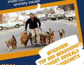 #12 for 3D Ecover for a interview with dog expert by skratul