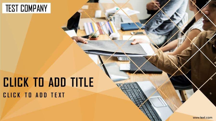 Penyertaan Peraduan #                                        4                                      untuk                                         Design a Custom PowerPoint Template
