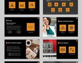 #32 untuk Design a Custom PowerPoint Template oleh bipinpal87