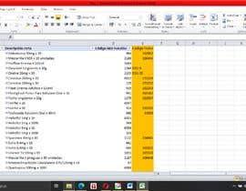 #78 for Data Entry - 08/07/2020 13:33 EDT by JanahJamhari