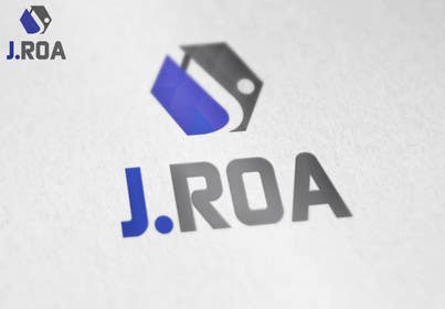 #31 for Diseñar un logotipo for J.Roa by silverhand00099
