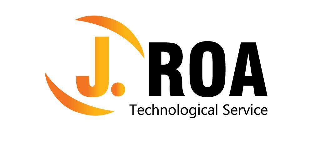 """Intrarea #43 pentru concursul """"Diseñar un logotipo for J.Roa"""""""