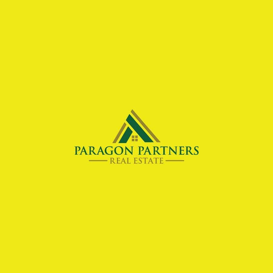 Penyertaan Peraduan #                                        54                                      untuk                                         Make a Logo by combining to Designs. Real estate agent logo