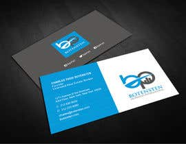 #304 untuk Design some Business Cards for Real Estate Company oleh logosuit