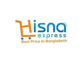 Nro 110 kilpailuun Redesign My Online Shop Logo - Hisna Express käyttäjältä smd21580