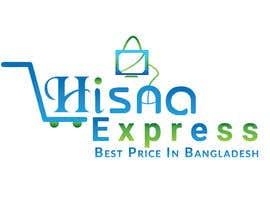 Nro 114 kilpailuun Redesign My Online Shop Logo - Hisna Express käyttäjältä hereabd