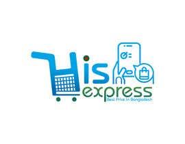 Nro 112 kilpailuun Redesign My Online Shop Logo - Hisna Express käyttäjältä DesignerFoysal