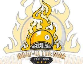 Nro 58 kilpailuun Create a 9 ball billiard team logo. käyttäjältä arifhowlader524