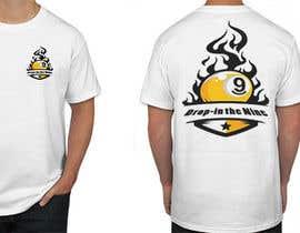 Nro 23 kilpailuun Create a 9 ball billiard team logo. käyttäjältä muneebmalik7891