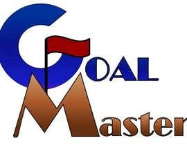 #30 for Design a Logo for an App entitled GOAL MASTER by malejandrar