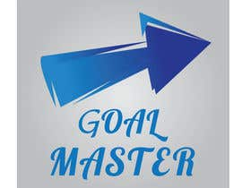#35 for Design a Logo for an App entitled GOAL MASTER by nadeemkhan7