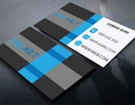 Nro 209 kilpailuun Logo and business card design käyttäjältä omurfarouk523